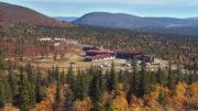 Lapland Hotels Oy:n vanhin hotelli Lapland Hotel Pallas on perustettu jo vuonna 1938.  Kuva: Lapland Hotels Oy